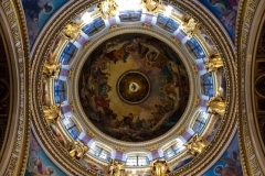 Интерьер Исаакиевского собора 1