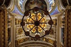 Интерьер Исаакиевского собора 2