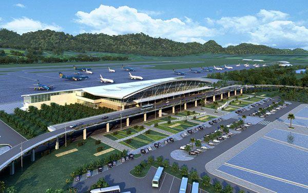 Аэропорт Фукуок