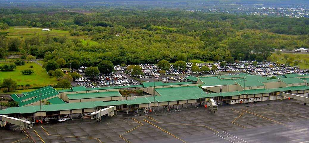Аэропорт Хило