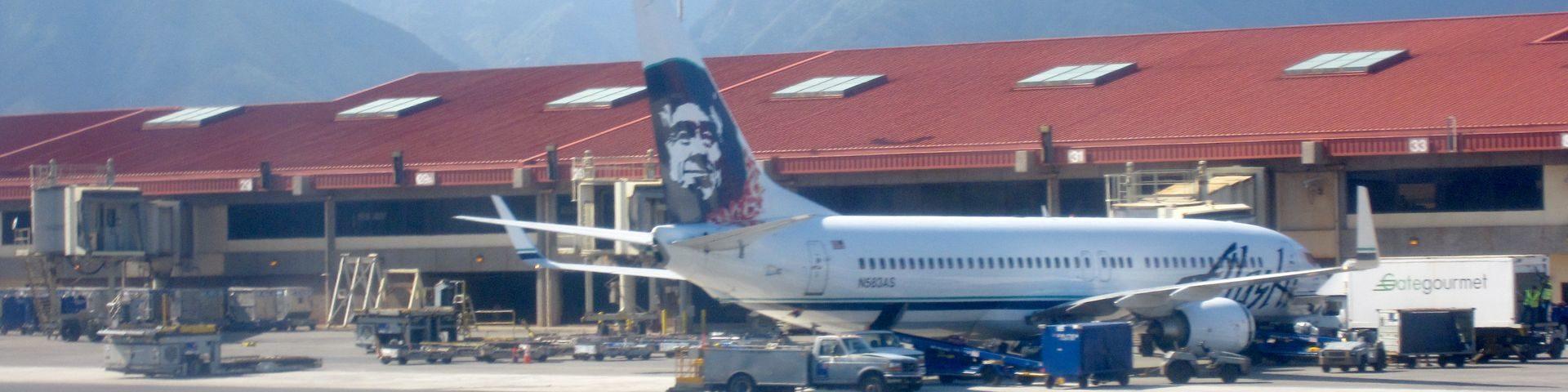 Аэропорт Кахулуи