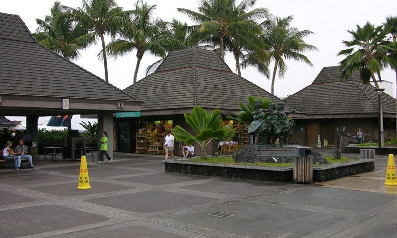 Аэропорт Кона