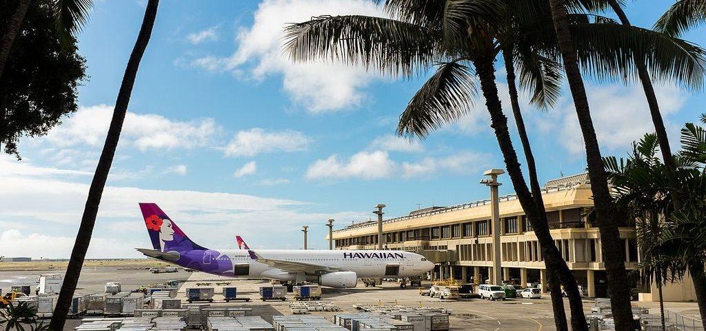 Авиакомпании Гавай HAWAIIAN