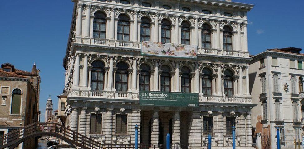 Музей Венеции XVIII века в Ка-Реццонико (Ca' Rezzonico)