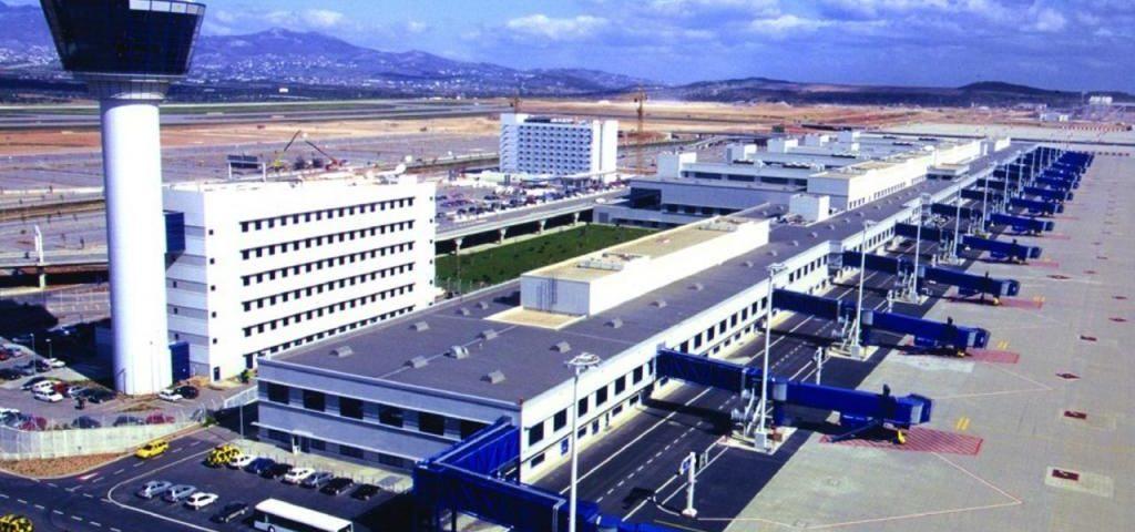 Аэропорт Афины Элефтериос Венизелос