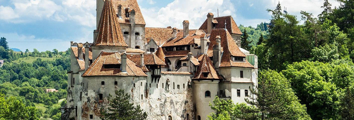 Замок Бран (Дракулы)