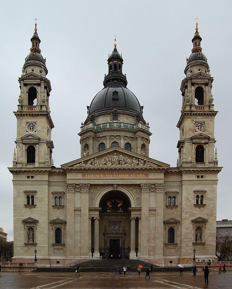 Bazilika Svyatogo Stefana, Budapesht (Szent István-bazilika)