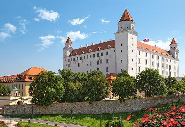 Братиславский Град (Bratislavský hrad)