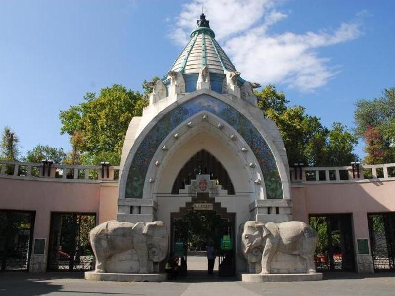 Будапештский зоопарк и ботанический сад (Fővárosi Állat- és Növénykert)