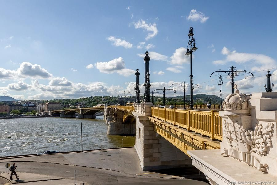 Мост Маргит (Margit híd)