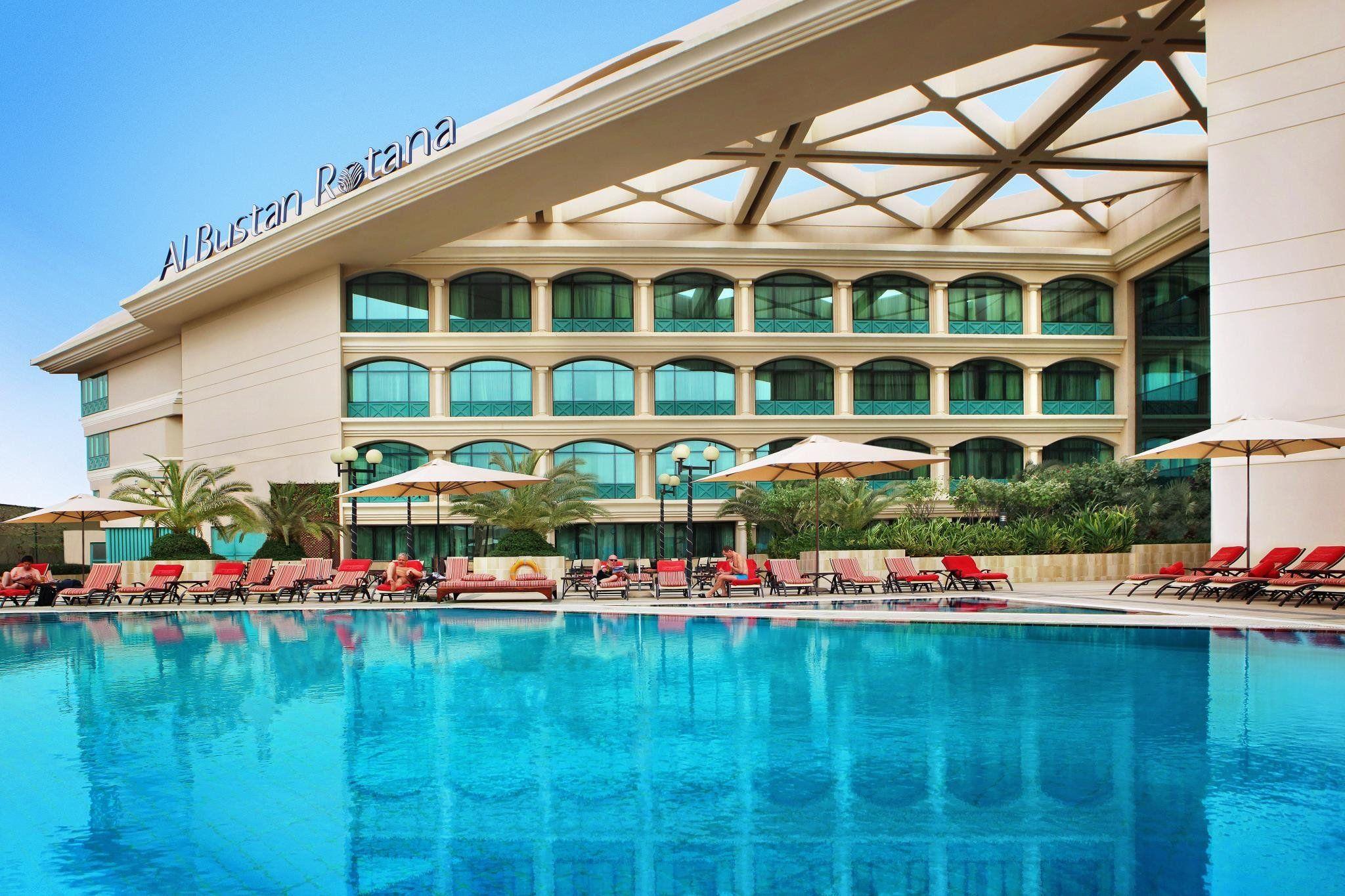 Al Bustan Rotana – Dubai 5*
