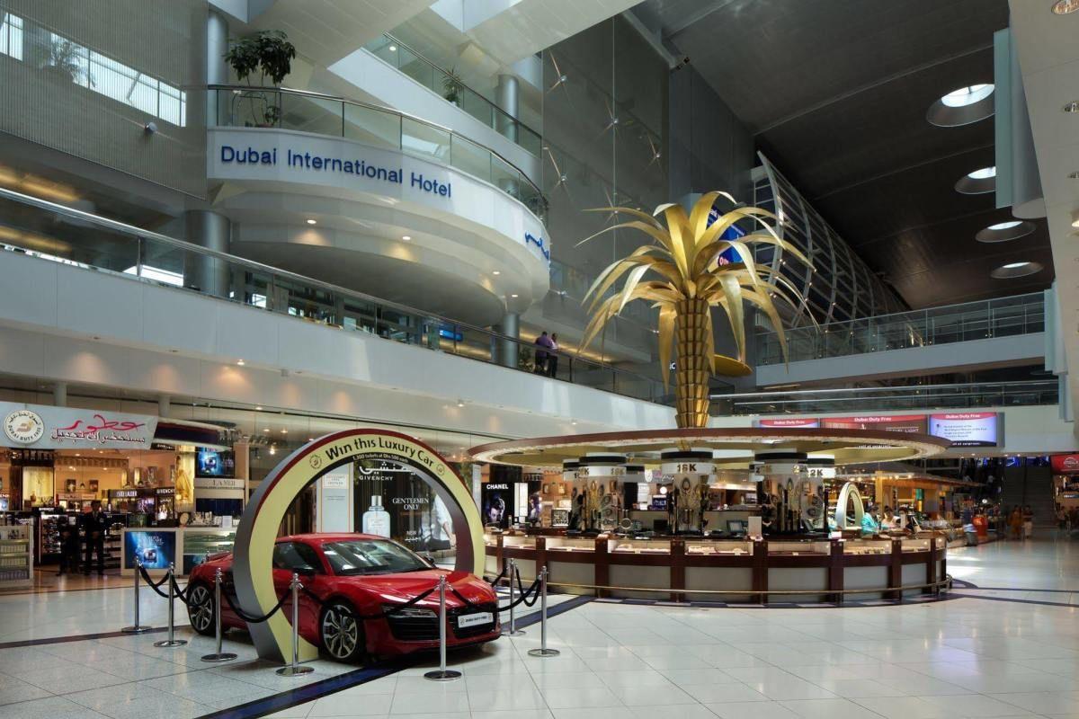 Отель Dubai International Terminal Hotel 5*