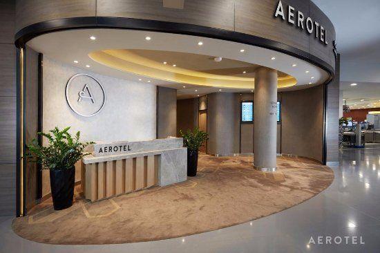 Отель Aerotel 3*