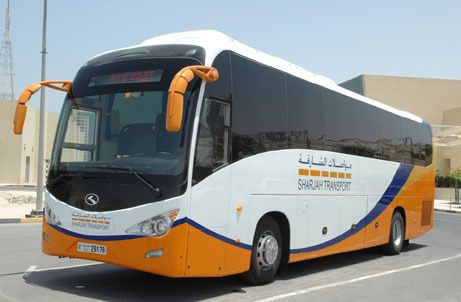 Автобусы фирмы Muwasalat