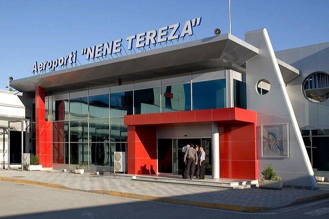 Аэропорт Тираны
