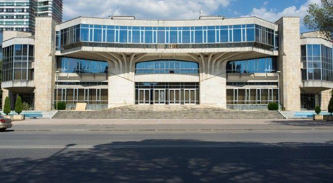 Дворец конгрессов в Тиране
