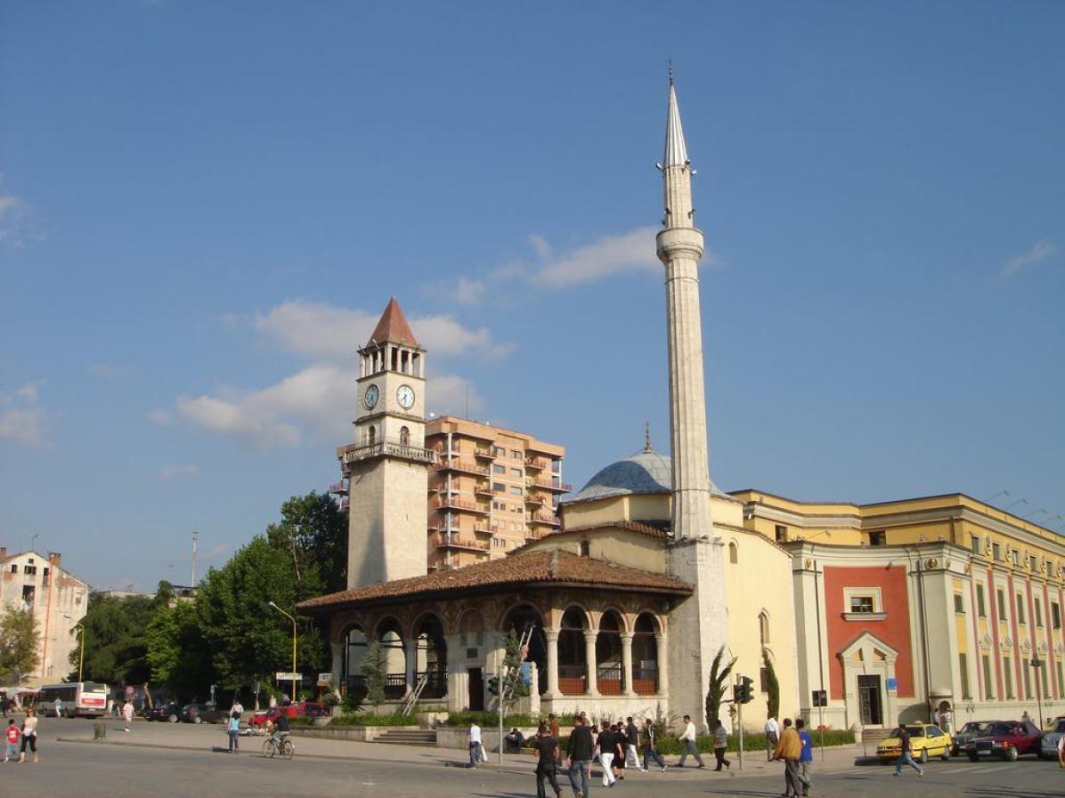 Мечеть Эфем-бей