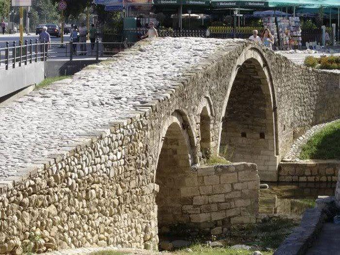 Мост Кожевников в Тиране