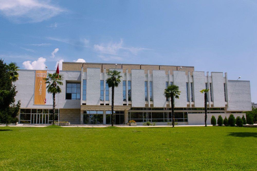 Национальная художественная галерея в Тиране