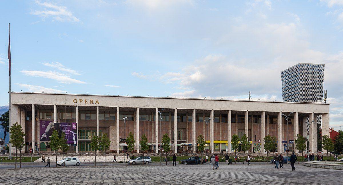 Национальный театр оперы и балета Албании
