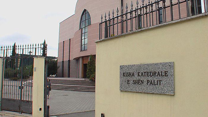 Собор Святого Павла в Тиране