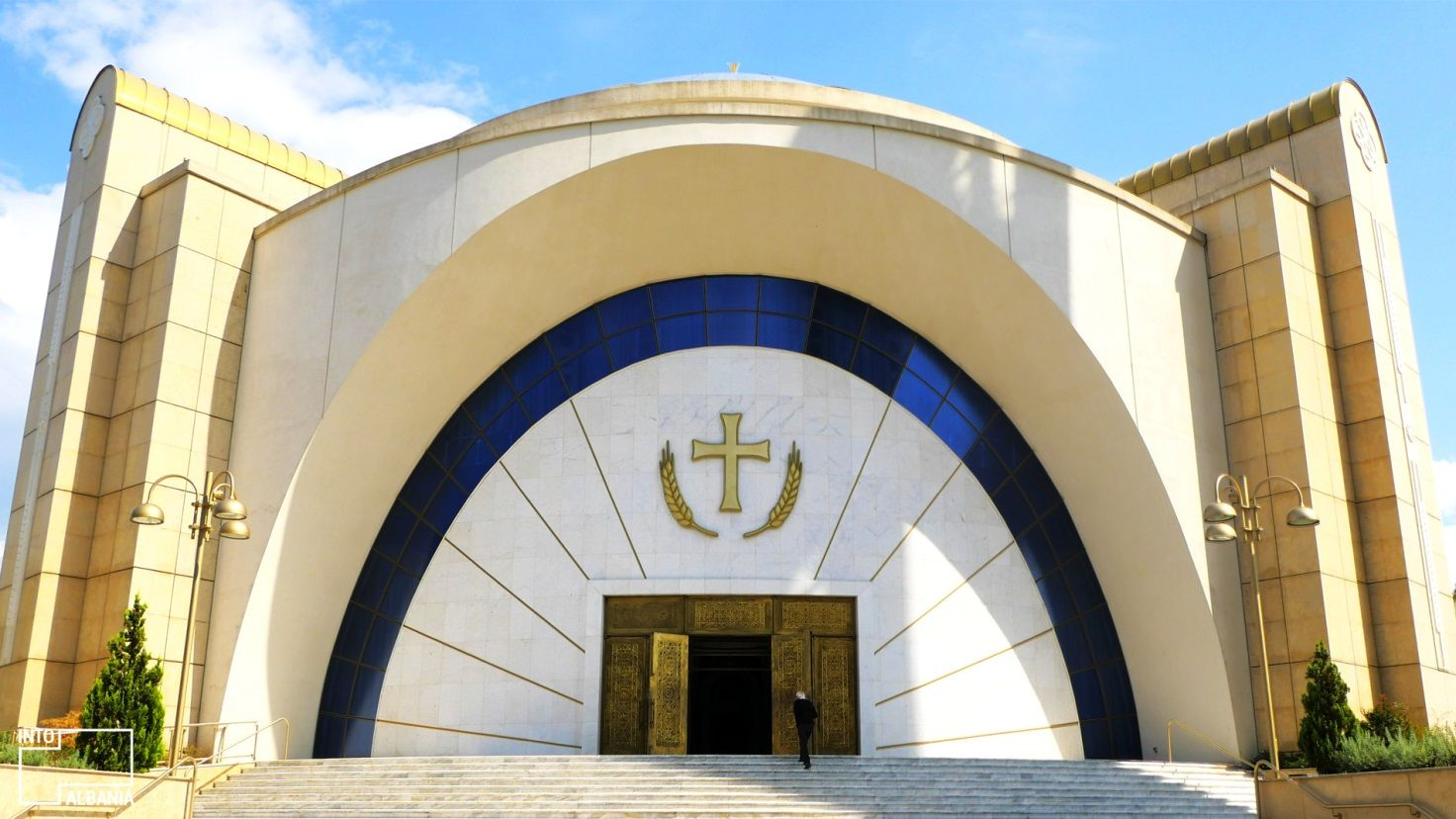 Собор Воскресения Христова в Тиране