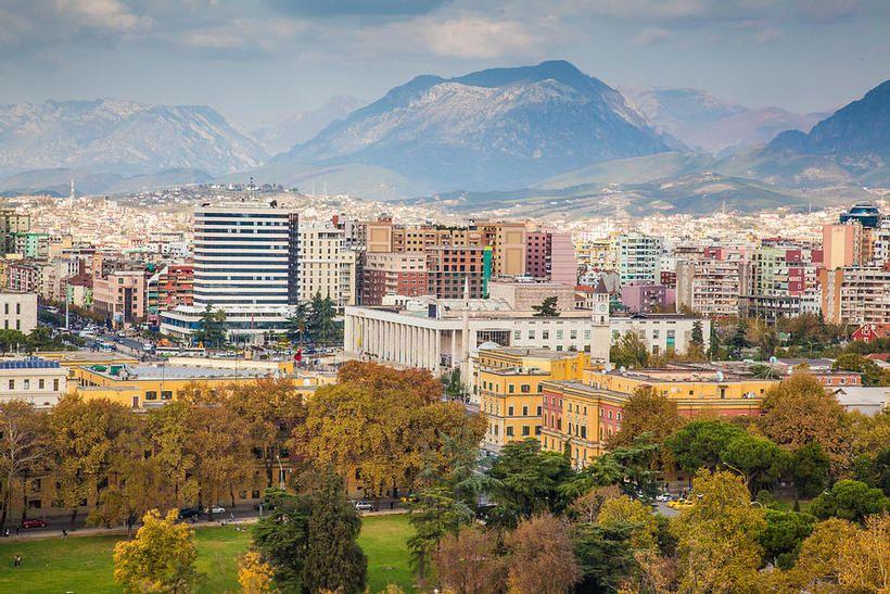 Тирана – Албания