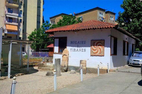 Тиранская мозаика