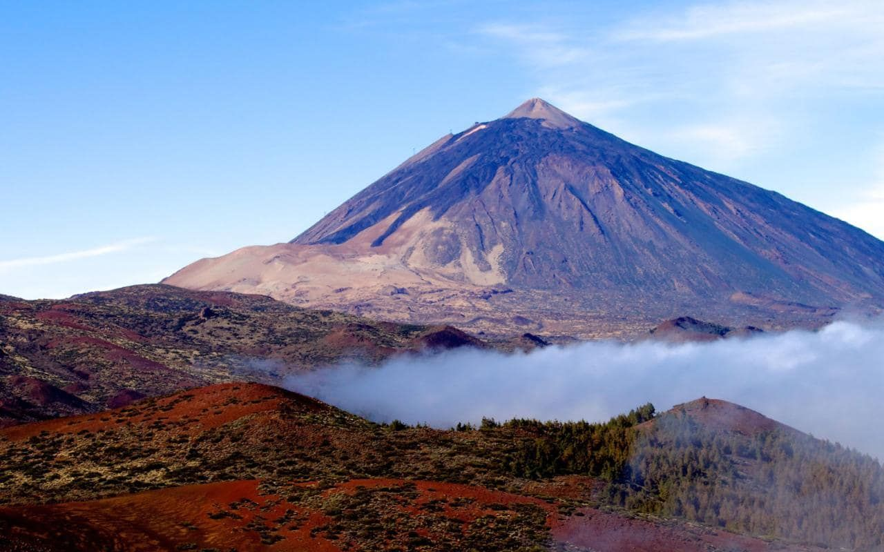 vulkan teyde tenerife