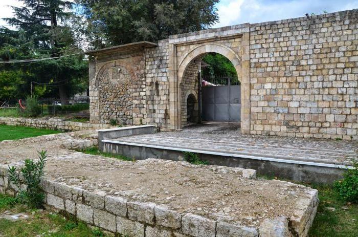 Замок Тирана