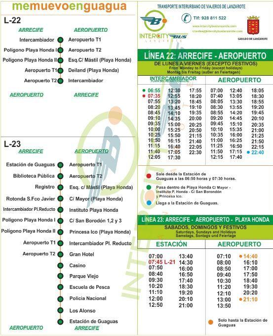 raspisanie avtobusov №№22, 23