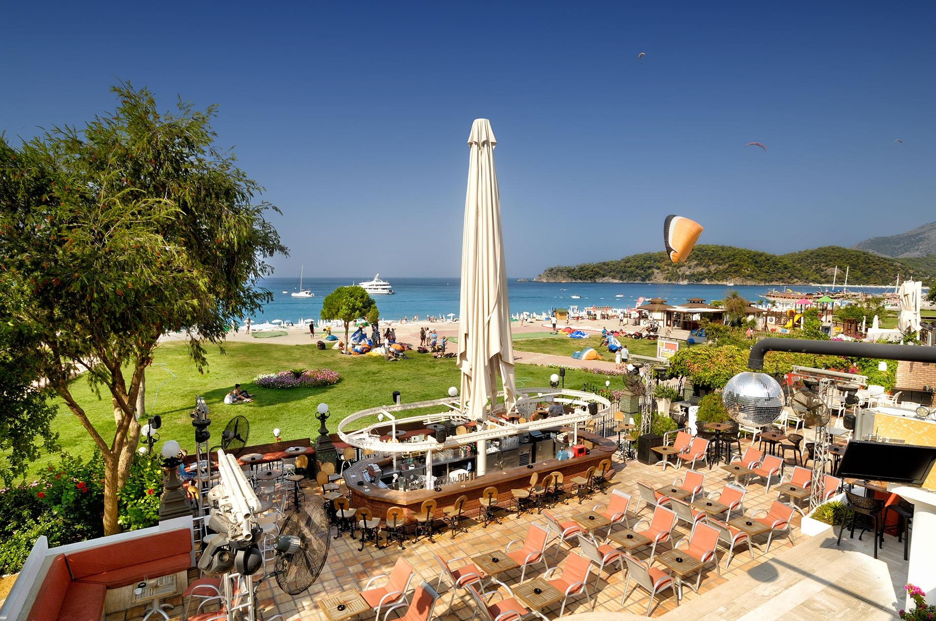 Belcekiz Beach Club 5*