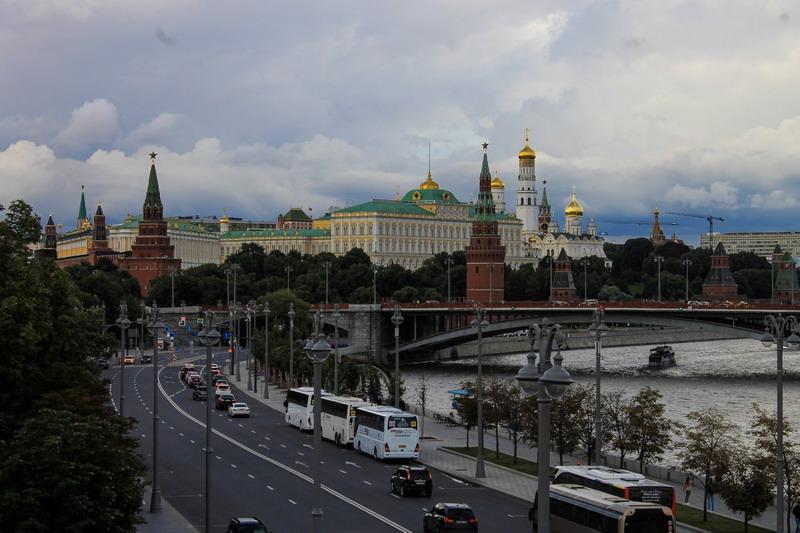 kremlёvskaya naberezhnaya