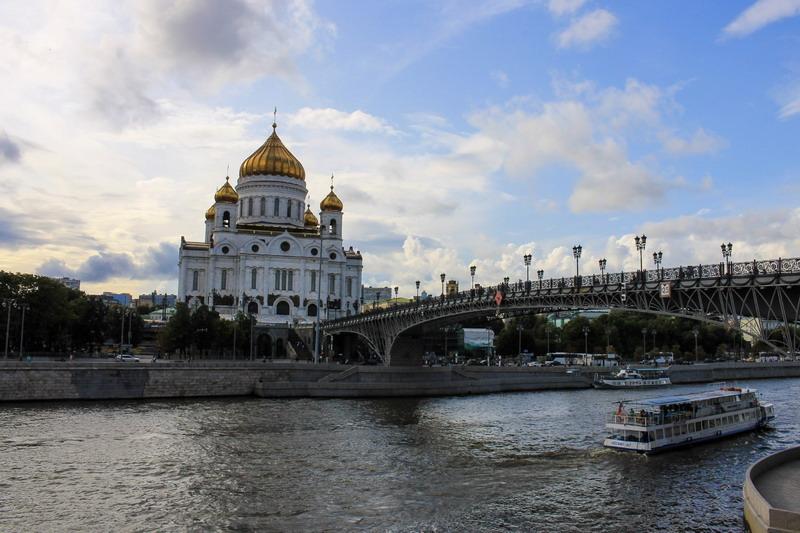 patriarshiy most i hram hrista spasitelya