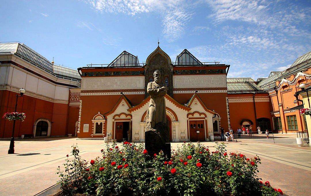 tretjyakovskaya galereya