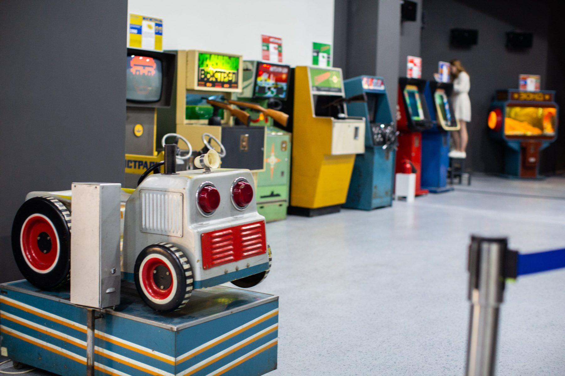 Muzej igrovyh avtomatov VDNH